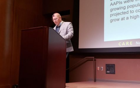 UCLA professor lectures on Asian Pacific Islander research