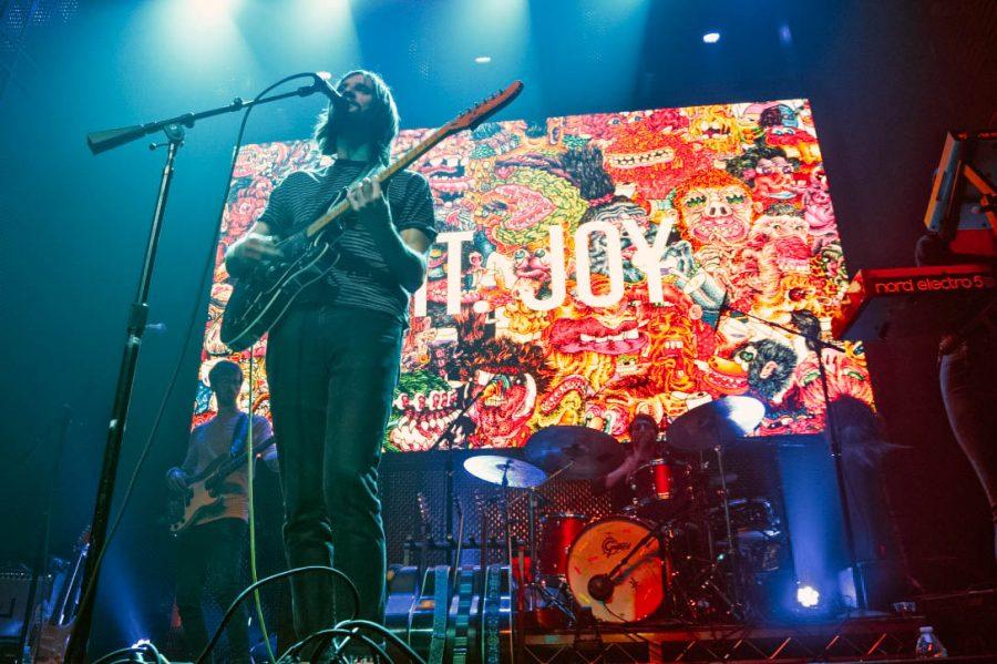 Mt. Joy and Wilderado show potential at San Diego concert