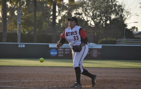 Aztecs hold off Cal Baptist for 2-1 victory