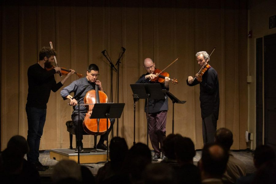 SDSU School of Music hosts first on-campus music festival