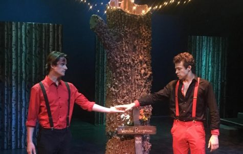 'Spring Awakening' production addresses social issues