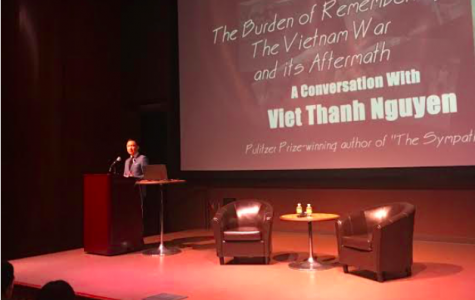 Vietnamese Pulitzer Prize winner visits campus to discuss 'The Sympathizer'
