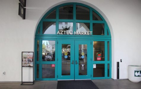 Select Aztec Market locations will no longer accept cash payments.