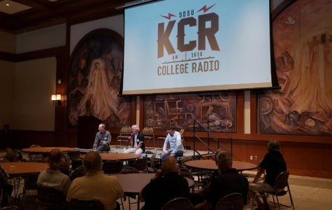 KCR College Radio celebrates 50 years on the airwaves