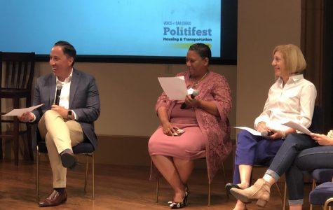 San Diego mayoral candidates discuss housing, transportation at USD debate