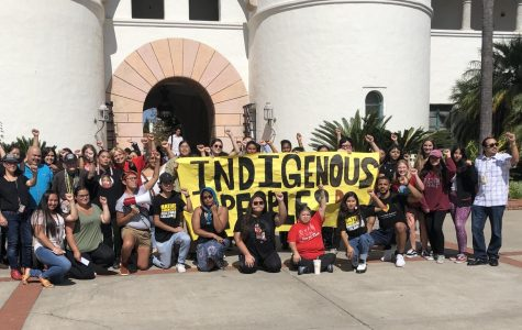 Native American Student Alliance, allies celebrate Indigenous People's Day