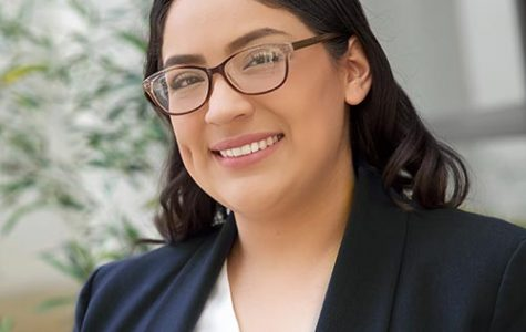 Angelica Espinoza is the first Latina A.S. executive to serve in 15 years.