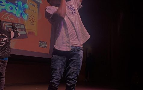 SDSU football alum honors former campus with rap performance