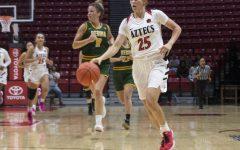Women's basketball gets back in the win column against UNLV