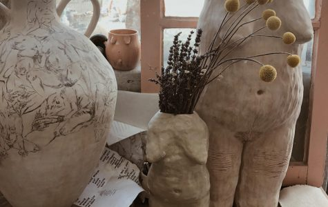 "Student finds self-love through ""Naked Ceramics"""