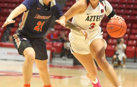 Aztecs rebound their way to victory over Cal State Fullerton
