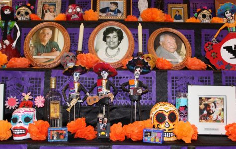 Day of the Dead takes on political issues