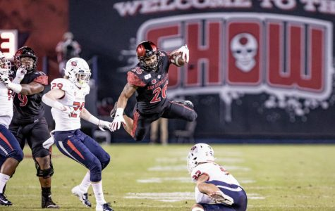 Aztecs reclaim Old Oil Can trophy with win over rival Fresno State