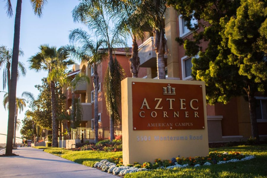Residents of Aztec Corner have turned to the internet to petition living conditions and long maintenance repair times.