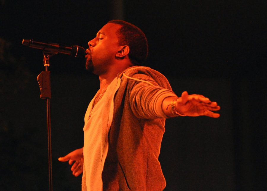 Kanye's gospel album leans into controversy