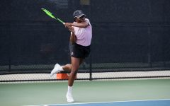 Aztecs end fall season with five wins in singles play