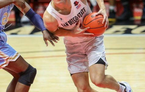 No. 20 Aztecs blowout San Diego Christian, improve to 11–0 behind Wetzell's 17 points