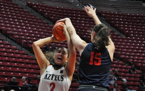 Women's basketball comes up short against Fresno State