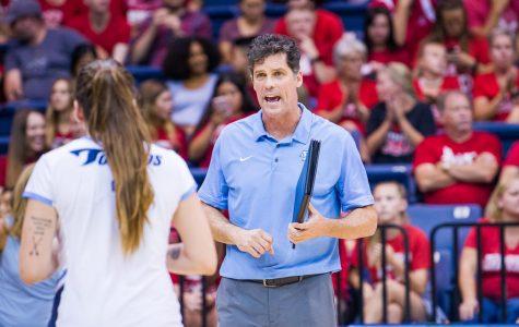 Aztecs name Hilliard as new volleyball head coach