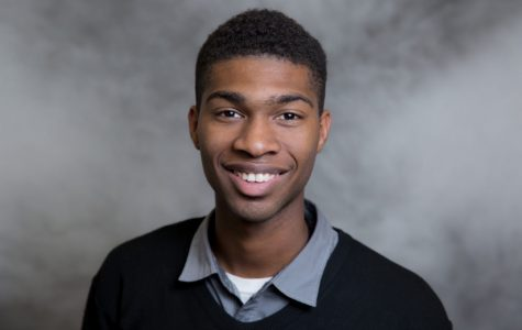 Khalil Adisa is a criminal justice student who is also a member of the Black Resource Center.
