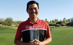 After finishing 77th last year, SDSU golfer wins The Prestige
