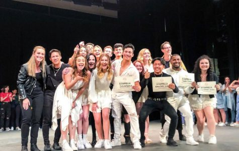 Soundwave won the ICCA quarterfinals, including three personal awards.