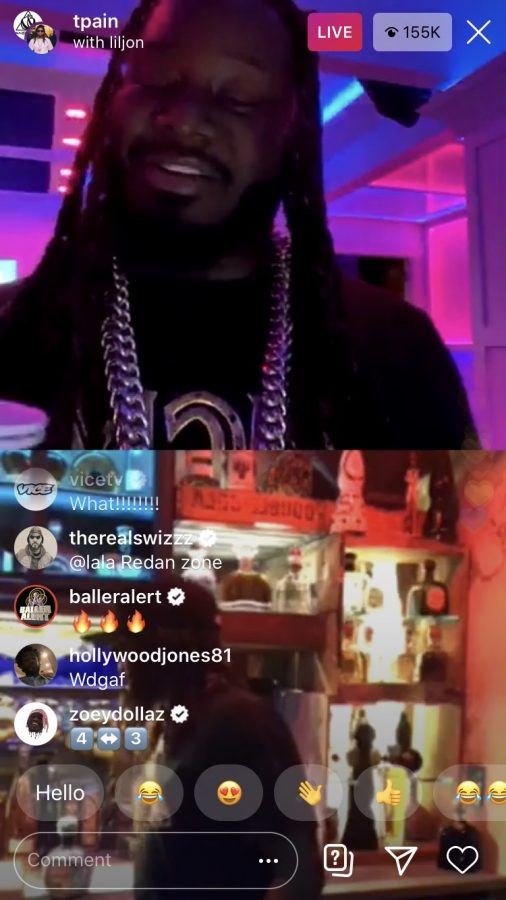 These two music legends, T-Pain and Lil Jon, busted out their top hits in their live battle.