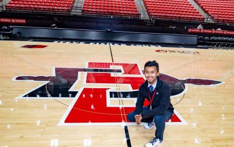 Senior Farewell: Aaron Tolentino