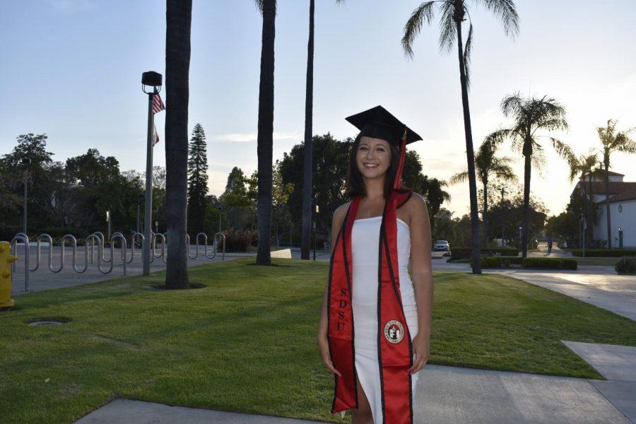 Senior Farewell: Dana Tsuri-Etzioni