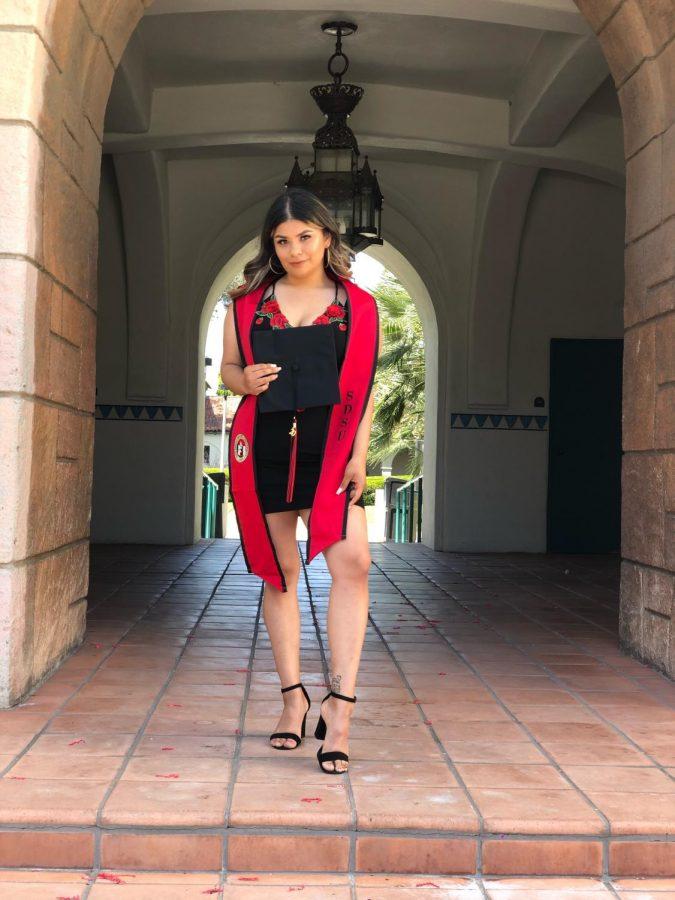 Senior Farewell: Diane López Olea
