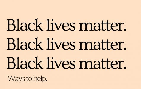 Ways to support the Black Lives Matter movement without attending protests