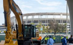 SDSU Mission Valley ground breaking ceremony ushers in 'A New Era' for San Diego State