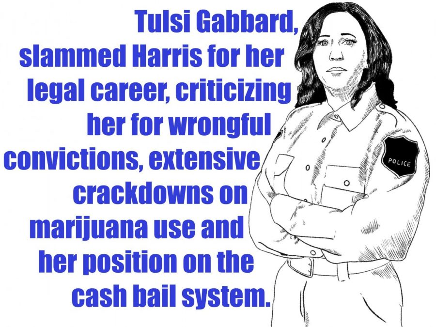 Opinion: Kamala Harris' criminal justice record could cause apprehensions for voters