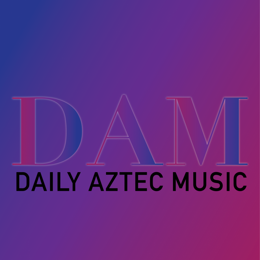The Daily Aztec Music podcast is where DA arts & culture lives. It's a working title, but it tells you all you need to know. Every week we'll be talking tunes.