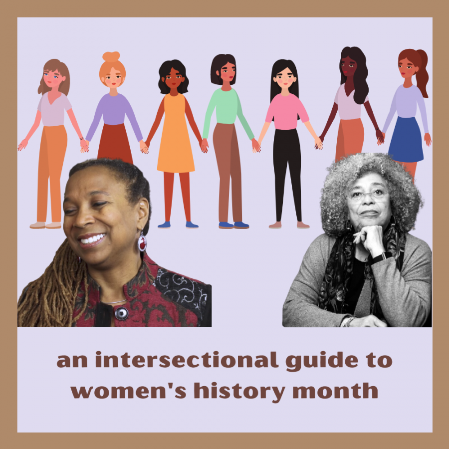 An intersectional guide to Women's History Month