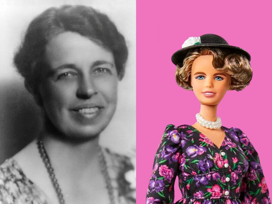 Barbie adds Eleanor Roosevelt doll to celebrate Women's History Month