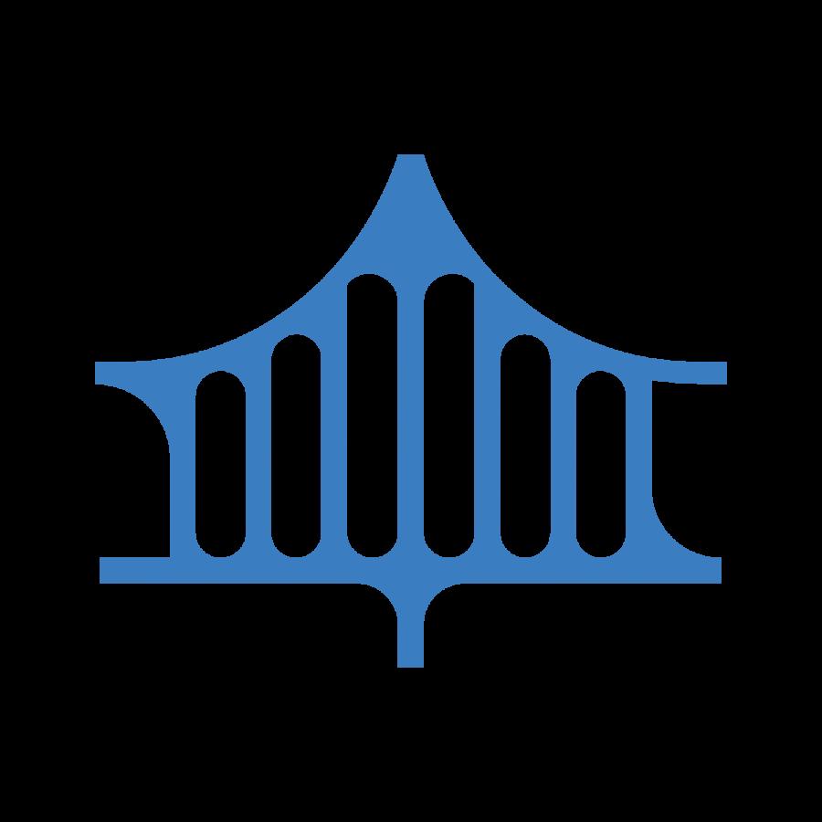 The app logo for Bridge Networking.