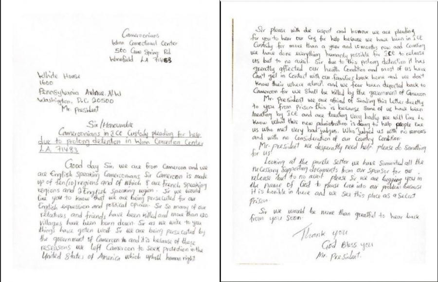 Carta+para+el+Presidente+Biden+escrita+por+un+inmigrante+camarun%C3%A9s