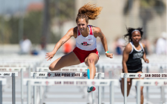 Track and field wins Mountain West Outdoor Championships, 14 athletes earn All-Mountain West Conference Honors