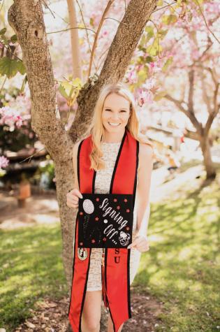 Senior Farewell: Amber Salas
