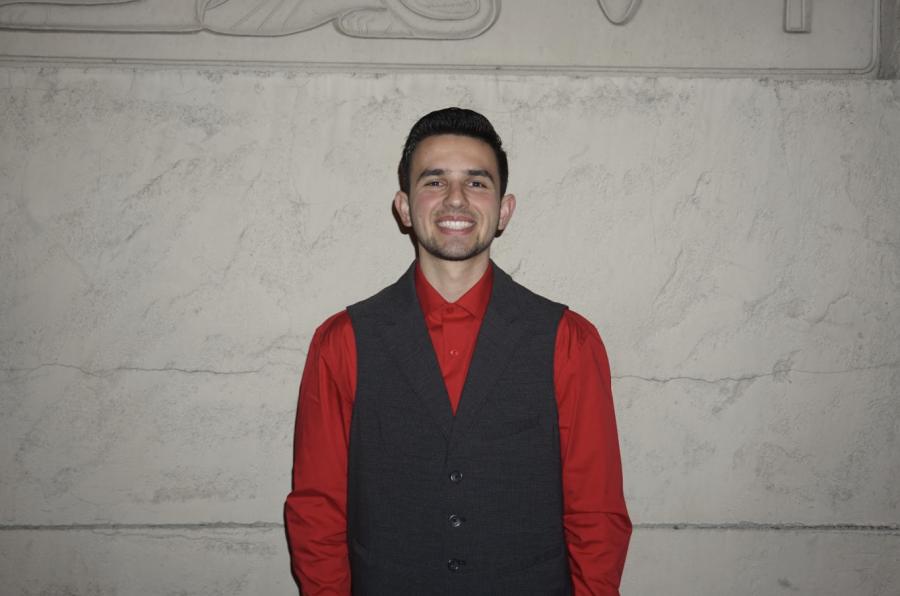 Senior Farewell: Brandon Freed