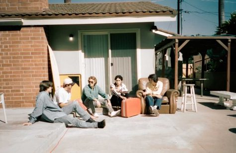 Saint Luna is an alternative, indie, psychedelic modern-classic rock band made up of five SDSU students.