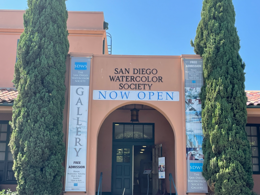 The San Diego Watercolor Society hosts new shows for members every month, each with a new theme.