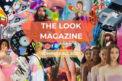 The Look Magazine will be putting out their first full-scale magazine during the fall 2021 semester.
