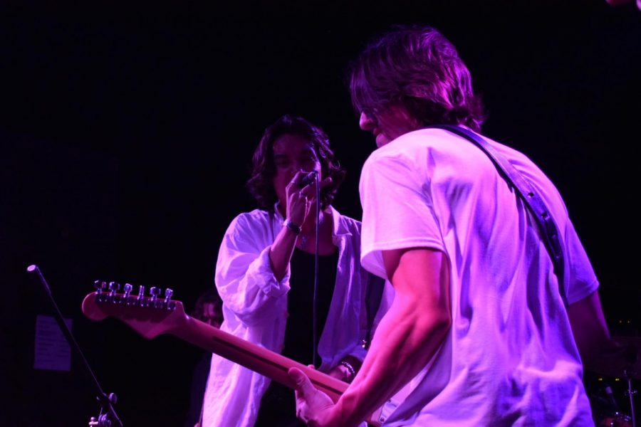 Saint Luna played a sold-out show at SD Soma with a string of additional bands leading off the night.