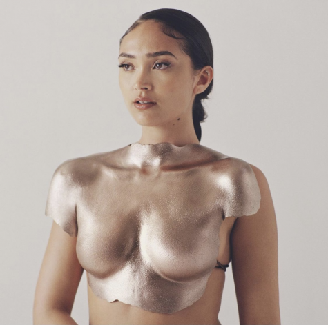 Cover of Joy Crookes debut album Skin.