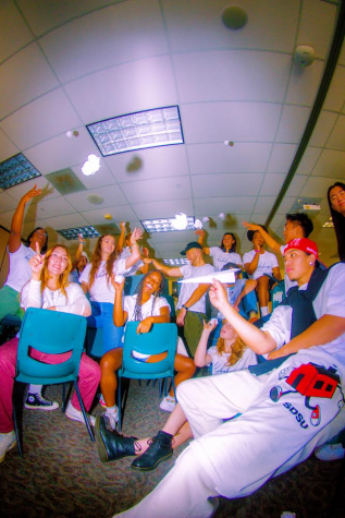 Kolorhouse SDSU hosted their first Social Photoshoot on Friday, Oct. 15 in Hepner Hall