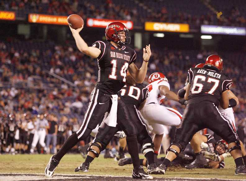 Ryan+Lindley+playing+quarterback+for+SDSU+back+in+2010.