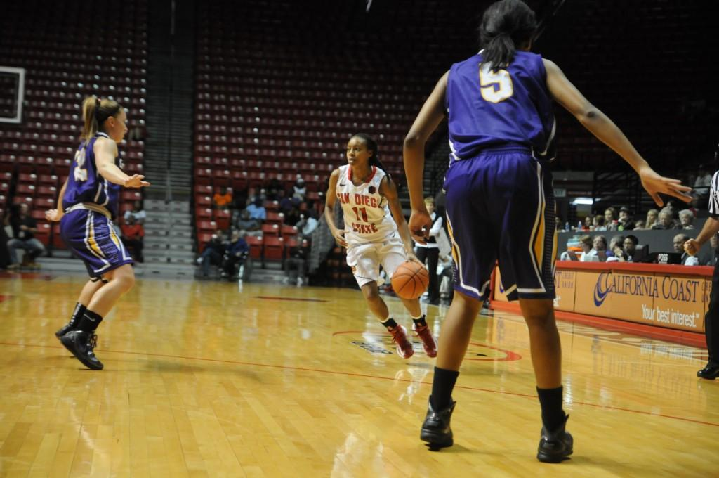 Lady Aztecs looking to defend their crown