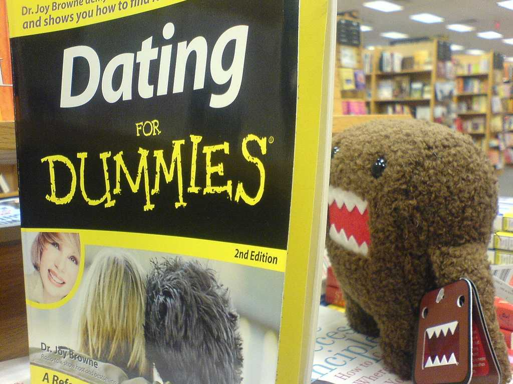 Dating for Dummies Book